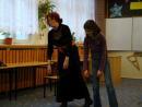 Spotkanie z aktorką p. J. Telesz