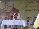 Msza św. w intencji Jana Pawła II oraz ofiar katastrofy smoleńskiej